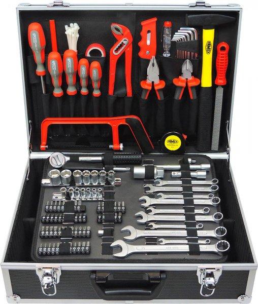 Werkzeugkoffer 115-teilig Bordwerkzeug