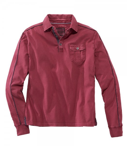 Monte Carlo Stonewashed Poloshirt