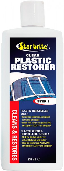 Plastic Scratch Remover