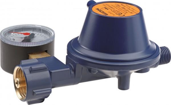 Low-pressure regulator