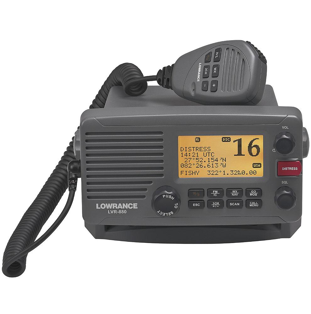 Lowrance LVR-880