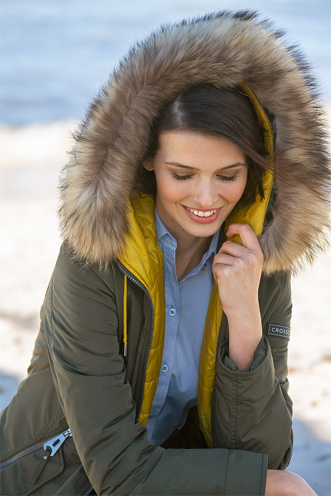 Betty Barclay Crossover Parka