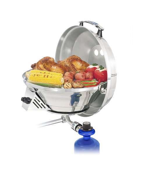 Magma Gas Onboard Grill Marine Kettle 3