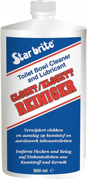 Starbrite WC Reiniger mit Schmiermittel