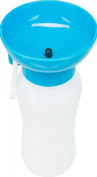 Flasche mit Trinknapf 0,5L