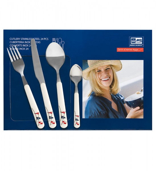 Cutlery set (24-piece)
