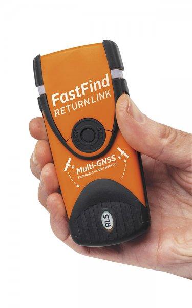 McMurdo FastFind ReturnLink PLB marine transceiver