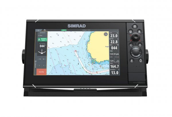 Simrad NSS evo3S Multifunctional Display MFD