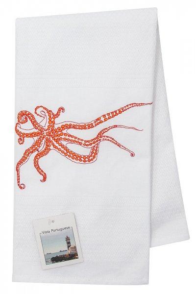 Geschirrtuch Oktopus