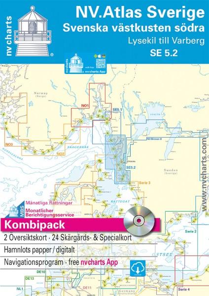 Schweden Süd (Serie 5.2)