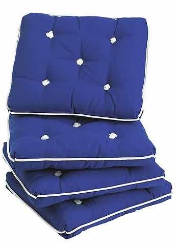 Kapok Sitzpolster - 4 kaufen und das 5. Gratis dazu erhalten!*