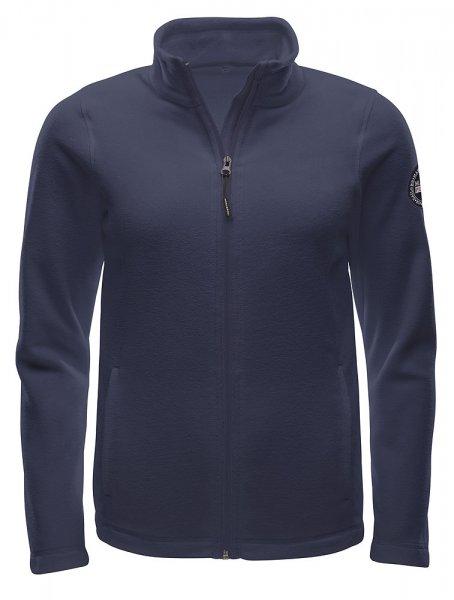 Navy pool Carlo II fleece jacket