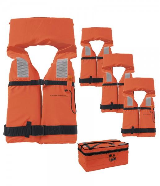 Life vest set