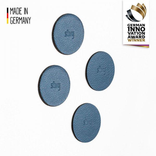Large metal nano gel pads