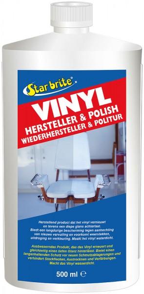 Starbrite® Vinyl Polish and Restorer