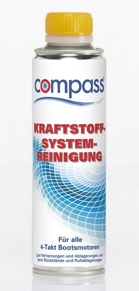 Compass fuel system cleaner