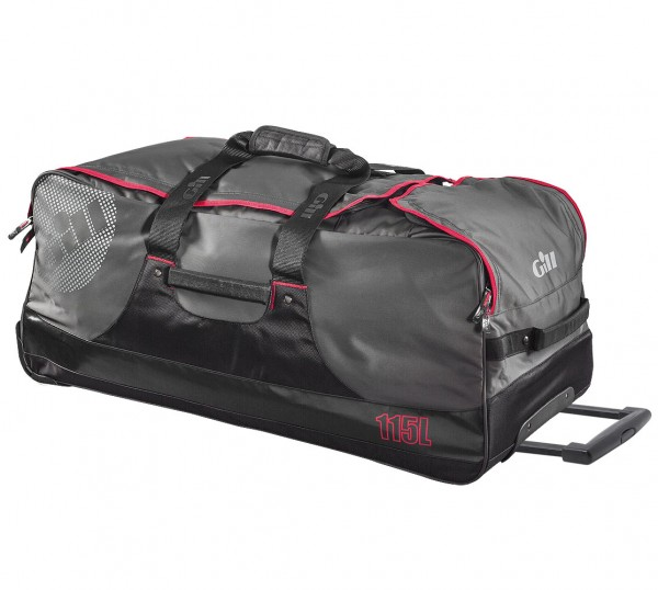 Gill Rolling Jumbo Bag (black)