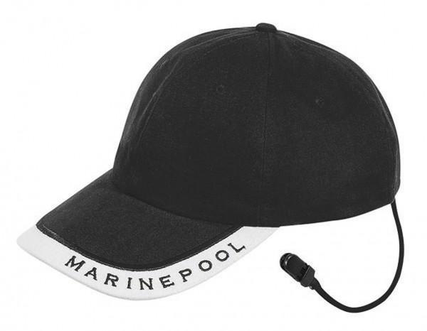 Marinepool Logo-Cap mit Sicherungsband