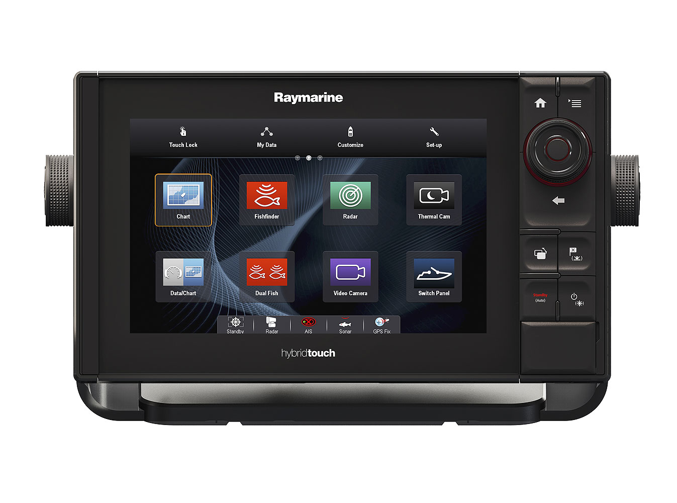 Raymarine Multifunktionsdisplays