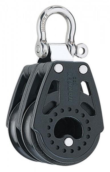 40 mm Carbo DoppelBlöcke fix