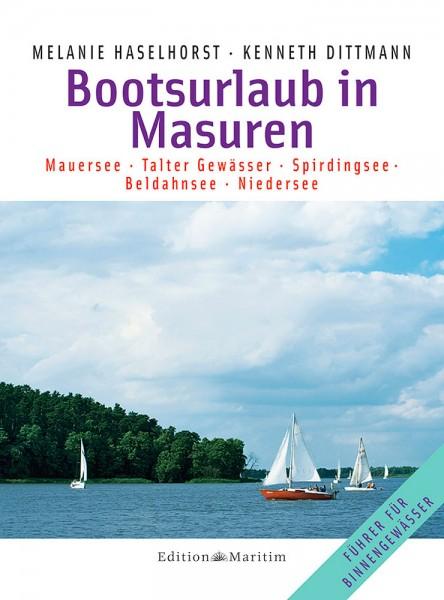 Bootsurlaub in Masuren