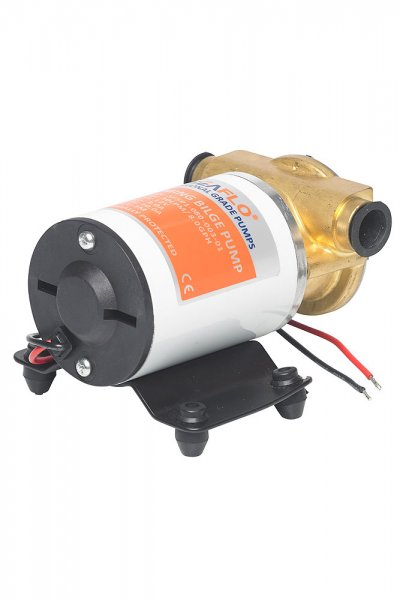 Bilge pump self-priming