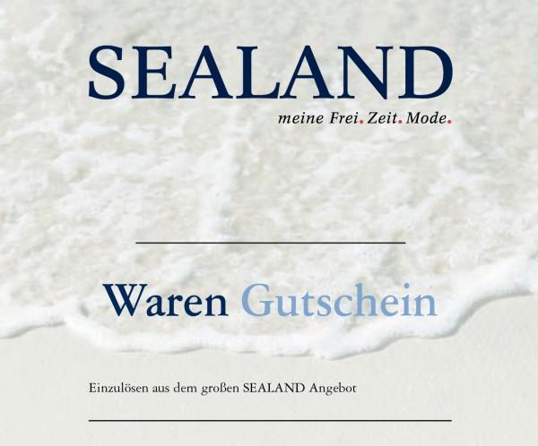 Sealand-Gutschein im Wert von € 20,-