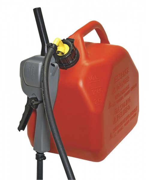 Flo N' Go with 10 litre jerrycan