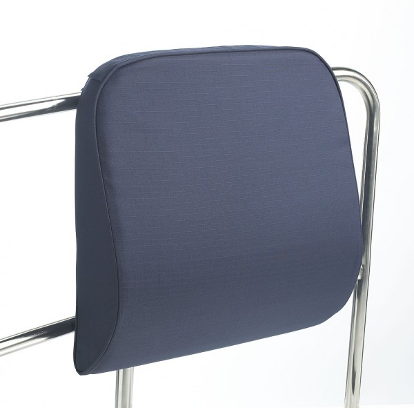 Back rail cushion