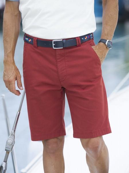 Skipper-Bermudas de luxe
