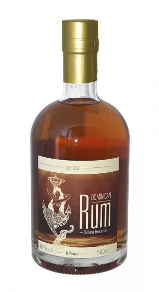 Pure Ocean Spiced Rum, 40%