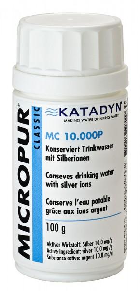 Micropur Classic MC 10000P MF 10.000P /100 g