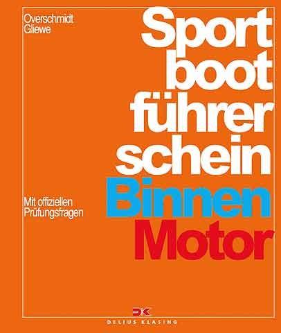 Sportbootführerschein Binnen-Motor