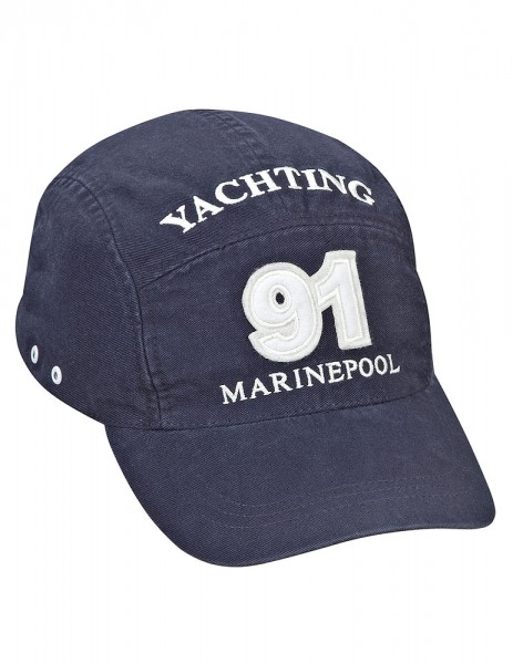 Marinepool Yachting Cap