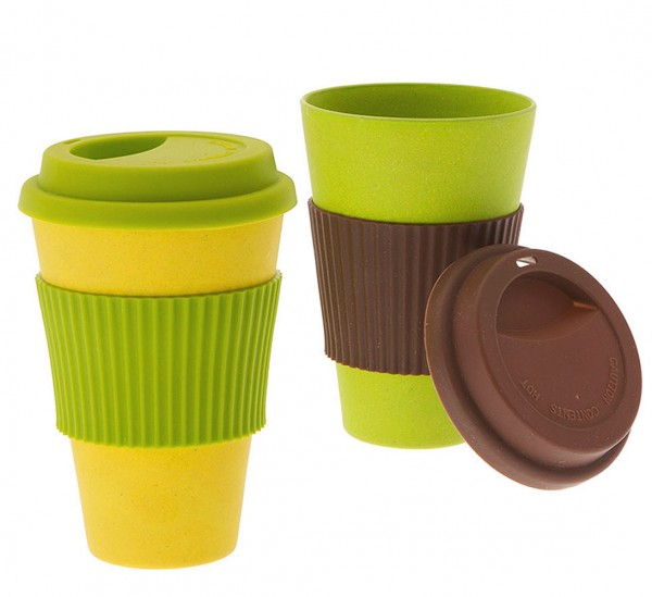 Gimex Bamboo To-Go Becher