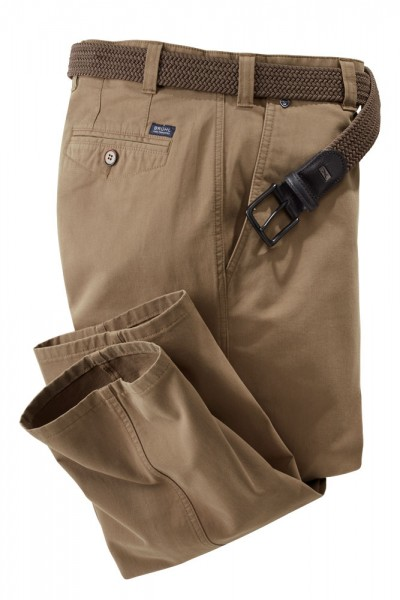 Brühl Pima Cotton Chinohose wash&go