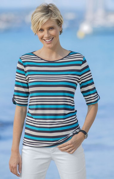 Betty Barclay Streifenshirt