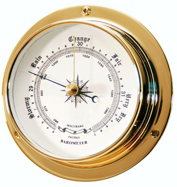 Messing Barometer