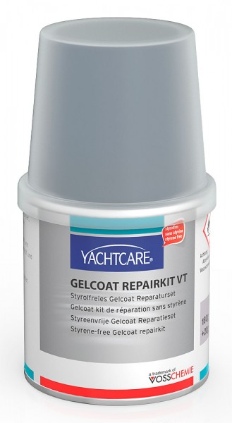 YC Gelcoat VT Repair Kit