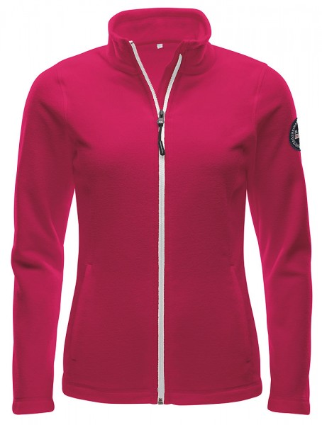 Marinepool Damen-Fleecejacke