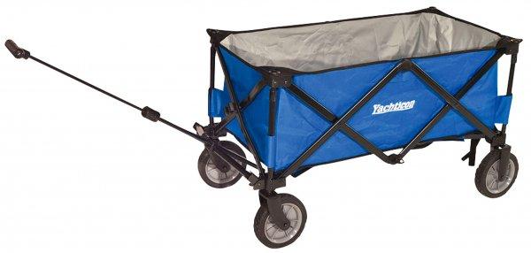 Foldable handcart