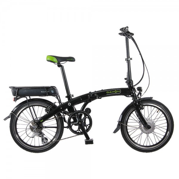 Rower elektroniczny DAHON Ikon ED8 E-Bike