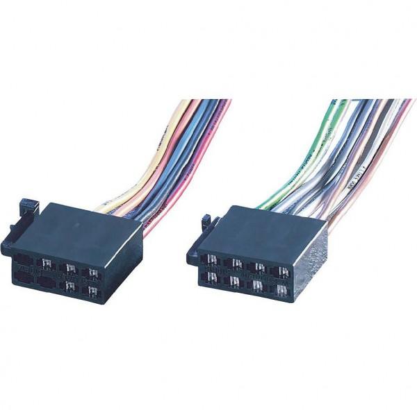 ISO-Norm Universaladapter 2 x Kupplung