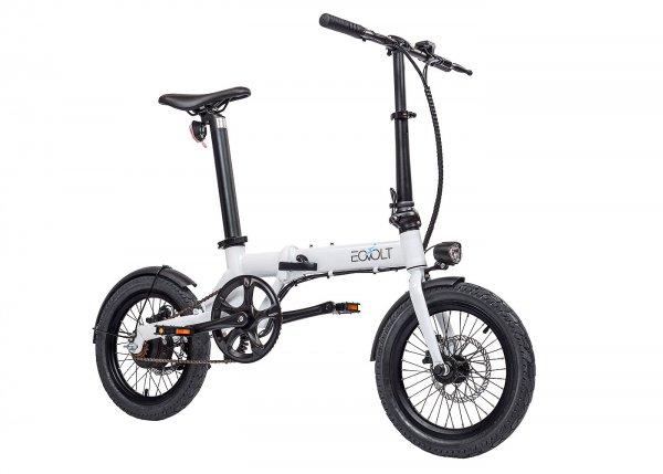 E-Bike Eovolt 36V 6.4Ah Bordfahrrad Klapprad