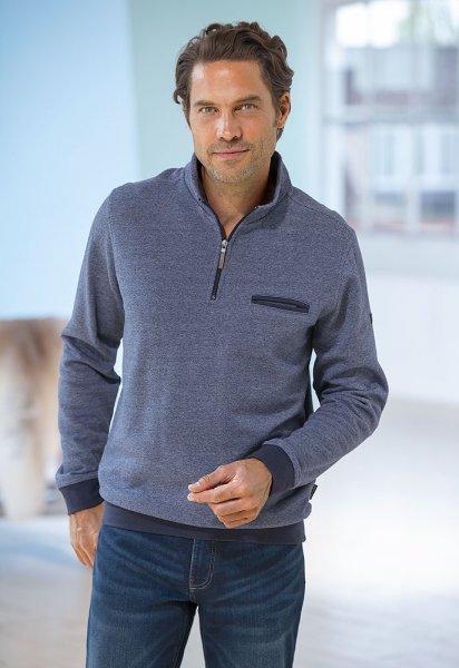 Hajo Zipp-Sweater StayFresh