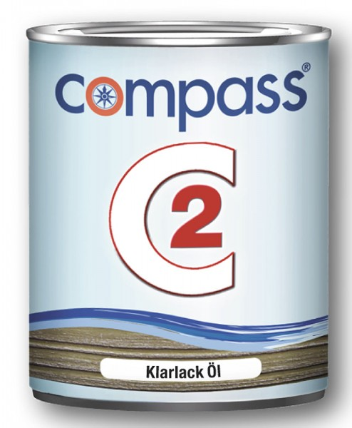 Compass C2 Clear Coat Oil