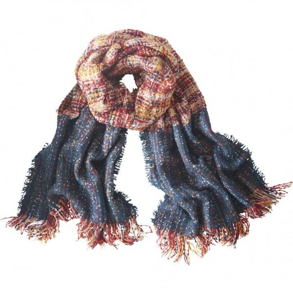 Tweed-Schal
