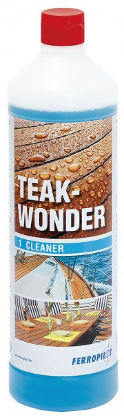 Cleaner »Teakwonder«