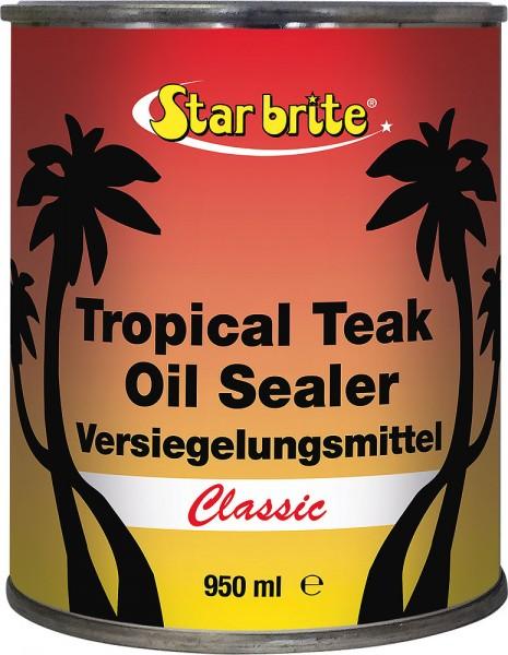 Tropic Teak Oil-Classic