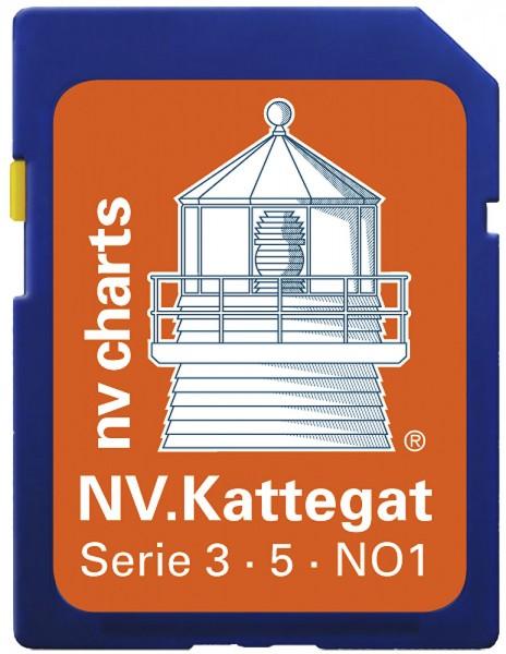 NV Kattegat SD/microSD, Serie 1-4,6